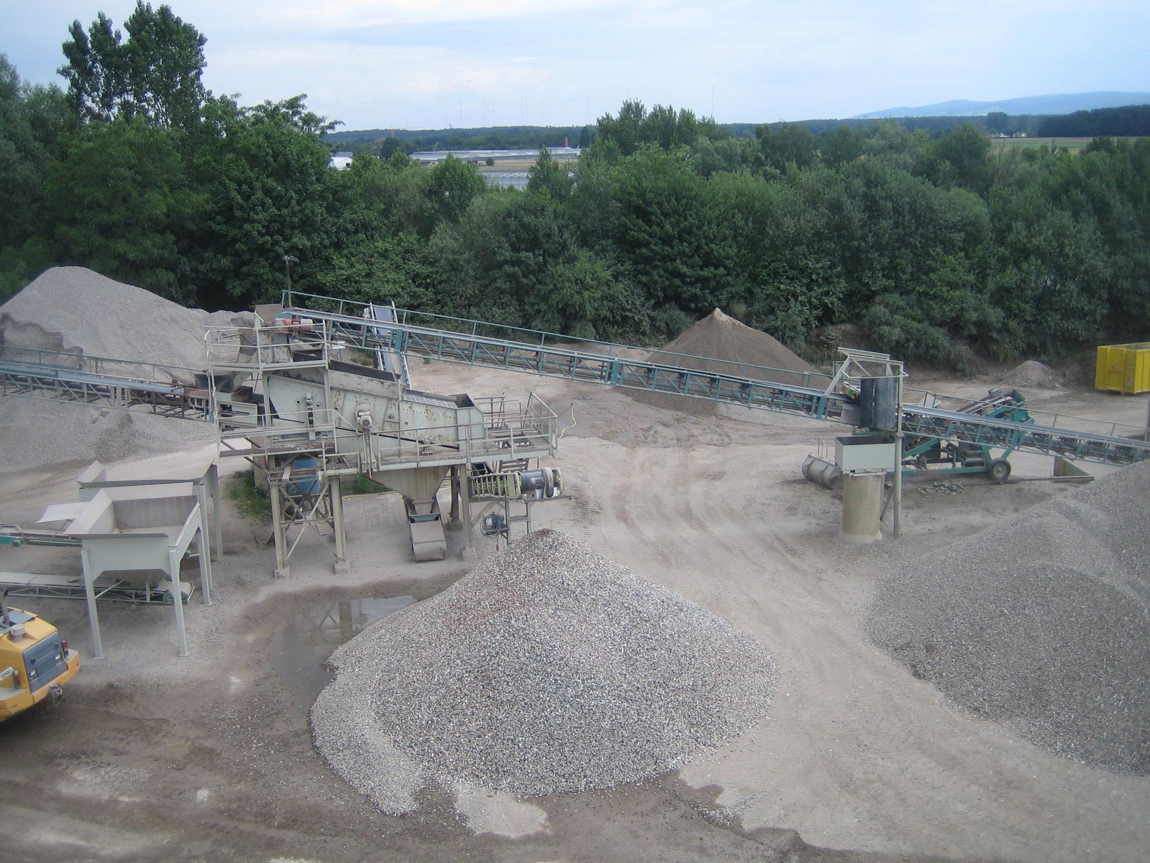 Baustoffrecycling Vepro GmbH
